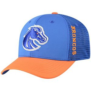 Adult Top of the World Boise State Broncos Chatter Memory-Fit Cap