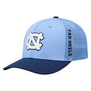 Adult Top of the World North Carolina Tar Heels Chatter Memory-Fit Cap