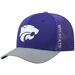 Adult Top of the World Kansas State Wildcats Chatter Memory-Fit Cap