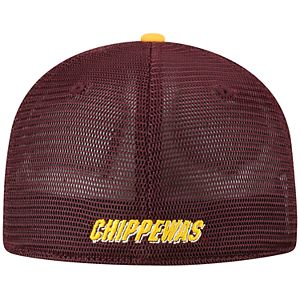 Adult Top of the World Central Michigan Chippewas Chatter Memory-Fit Cap