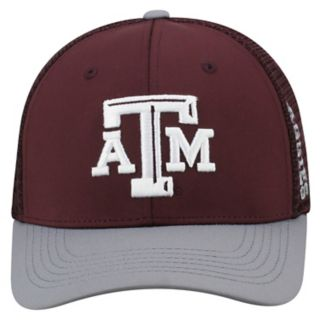 Adult Top of the World Texas A&M Aggies Chatter Memory-Fit Cap