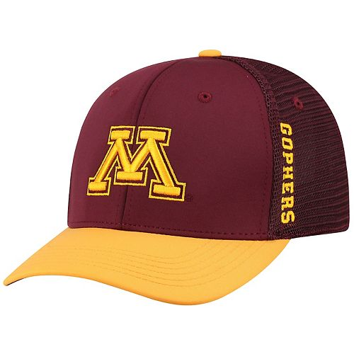 Adult Top of the World Minnesota Golden Gophers Chatter Memory-Fit Cap