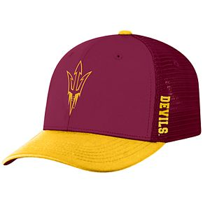Adult Top of the World Arizona State Sun Devils Chatter Memory-Fit Cap