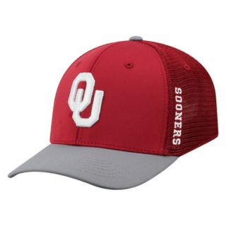 Adult Top of the World Oklahoma Sooners Chatter Memory-Fit Cap