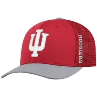 Adult Top of the World Indiana Hoosiers Chatter Memory-Fit Cap