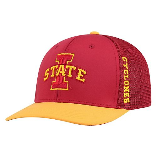 Adult Top of the World Iowa State Cyclones Chatter Memory-Fit Cap