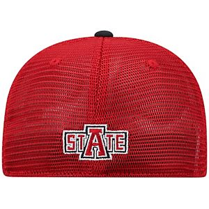Adult Top of the World Arkansas State Red Wolves Chatter Memory-Fit Cap
