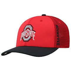 Adult Top of the World Ohio State Buckeyes Chatter Memory-Fit Cap