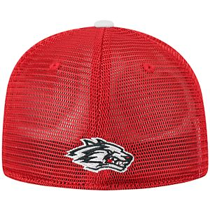Adult Top of the World New Mexico Lobos Chatter Memory-Fit Cap