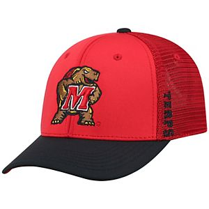 Adult Top of the World Maryland Terrapins Chatter Memory-Fit Cap
