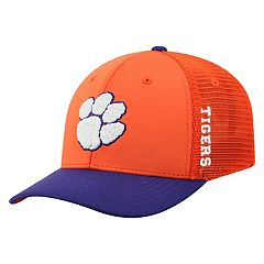 Adult Top of the World Clemson Tigers Chatter Memory-Fit Cap