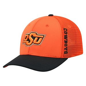 Adult Top of the World Oklahoma State Cowboys Chatter Memory-Fit Cap