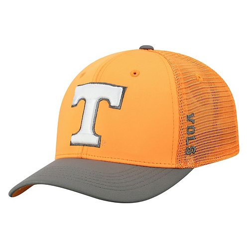 Adult Top of the World Tennessee Volunteers Chatter Memory-Fit Cap