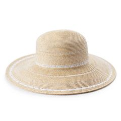 Women's SONOMA Goods for Life™ Multi Braid Combo Floppy Hat