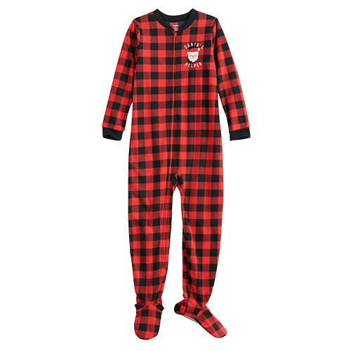 Boys 4-8 Carter's 1-Piece Pajamas