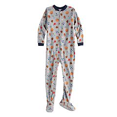 Boys 4-8 Carter's Sports 1-Piece Pajamas