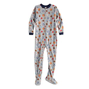 26fc29bd9f8f 3T Boys Footed Kids Sleepwear