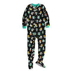 Boys 4-8 Carter's Monster 1-Piece Pajamas