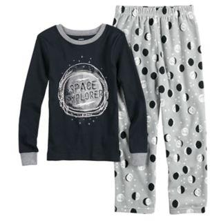 Boys 4-14 Carter's Space Explorer 2-Piece Pajama Set