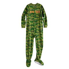 Boys 4-8 Carter's 'Big Brother' 1-Piece Pajamas