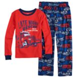 "Boys 4-8 Carter's ""Late Night Rescue"" 2-Piece Pajama Set"