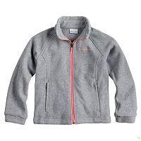Toddler Girl Columbia Three Lakes Fleece Jacket