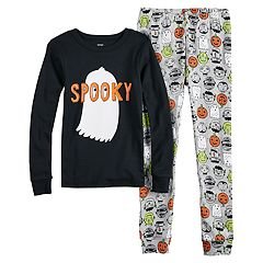 Boys 4-14 Carter's Ghost 2-Piece Pajamas