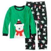 Boys 4-12 Carter's 2-Piece Pajama Set