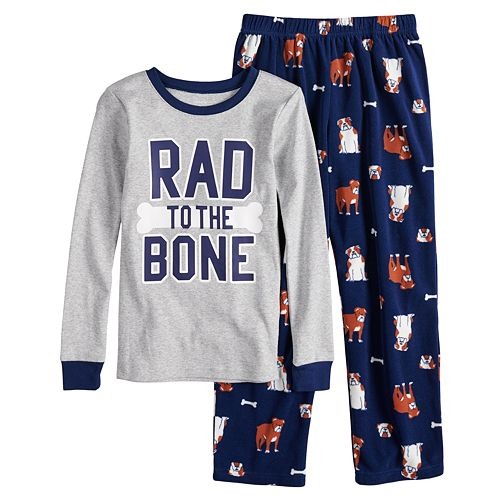 85cfecbc5 Boys 4-12 Carter s 2-Piece Pajama Set