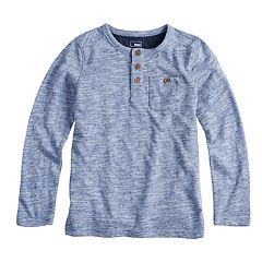 Boys 4-12 SONOMA Goods for Life™ Pocket Henley Top