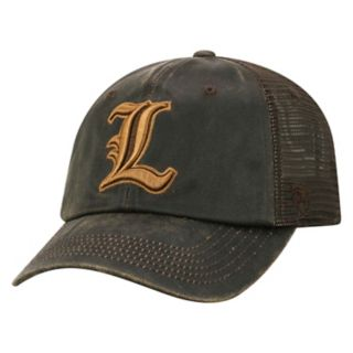 Adult Top of the World Louisville Cardinals Chestnut Adjustable Cap