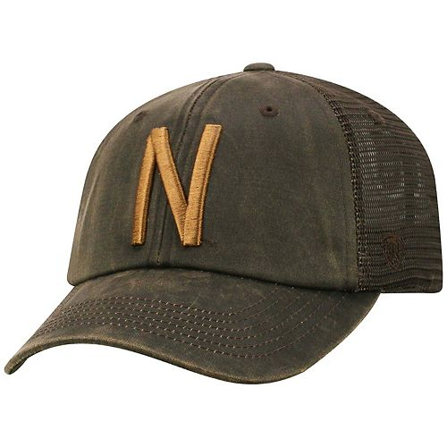 Adult Top of the World Nebraska Cornhuskers Chestnut Adjustable Cap