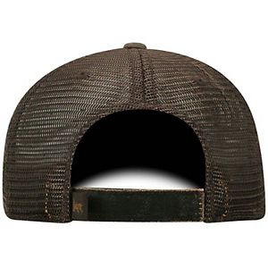 Adult Top of the World Nebraska Cornhuskers Chestnut Adjustable Cap