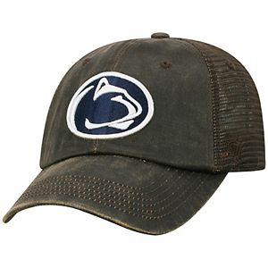 Adult Top of the World Penn State Nittany Lions Chestnut Adjustable Cap