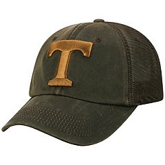 Adult Top of the World Tennessee Volunteers Chestnut Adjustable Cap