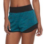 Women's Tek Gear® Knit Running Shorts