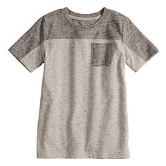Boys 4-12 SONOMA Goods for Life™ Colorblock Short Sleeve Pocket Tee