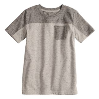 Boys 4-12 SONOMA Goods for Life? Colorblock Short Sleeve Pocket Tee
