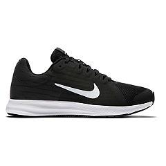 uk availability c256c 7fb72 Nike Downshifter 8 Grade School Boys  Sneakers. Black White