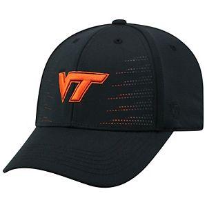 Adult Top of the World Virginia Tech Hokies Dazed Performance Cap
