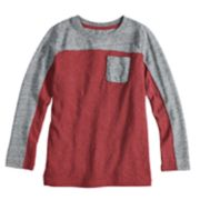 Boys 4-12 SONOMA Goods for Life? Colorblock Pocket Tee