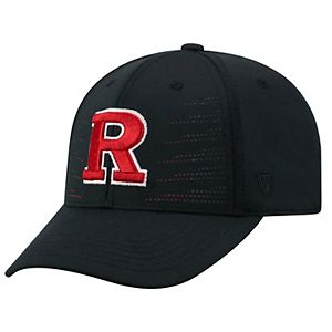 Adult Top of the World Rutgers Scarlet Knights Dazed Performance Cap
