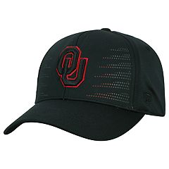 Adult Top of the World Oklahoma Sooners Dazed Performance Cap