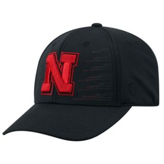 Adult Top of the World Nebraska Cornhuskers Dazed Performance Cap