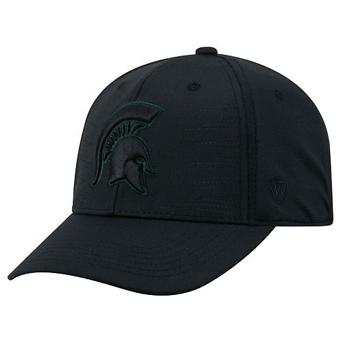 Adult Top of the World Michigan State Spartans Dazed Performance Cap