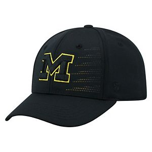 Adult Top of the World Michigan Wolverines Dazed Performance Cap
