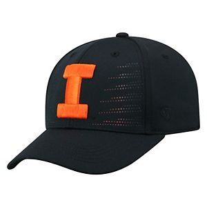 Adult Top of the World Illinois Fighting Illini Dazed Performance Cap