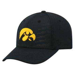 Adult Top of the World Iowa Hawkeyes Dazed Performance Cap