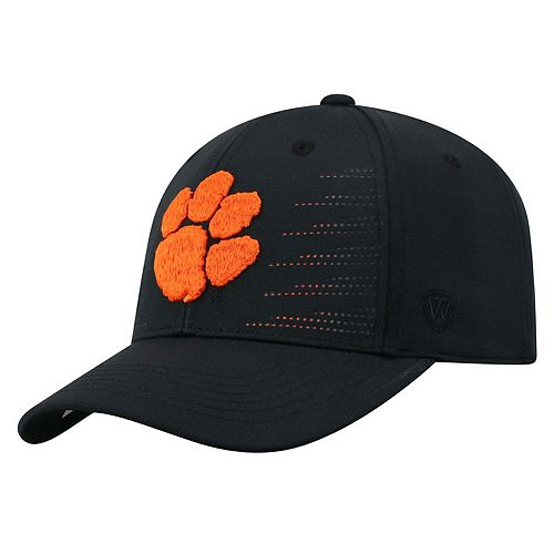 Adult Top of the World Clemson Tigers Dazed Performance Cap