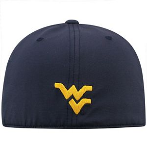 Adult Top of the World West Virginia Mountaineers Dazed Performance Cap